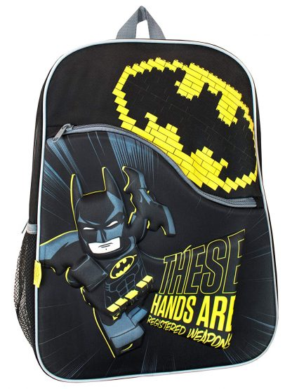 Batman zaino lego 3d LEG-B-8368