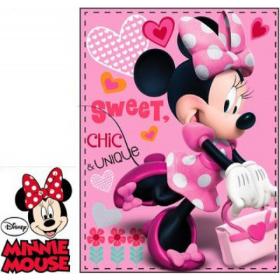 Coperta Disney Minnie 90x120 cm