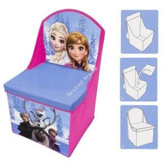 Frozen il regno di ghiaccio - poltroncina box