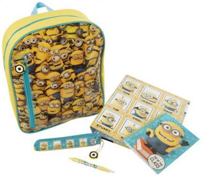 Minions zaino pack