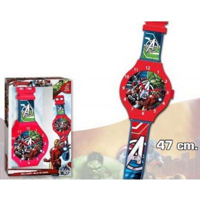 Orologio parete Avengers 47 cm