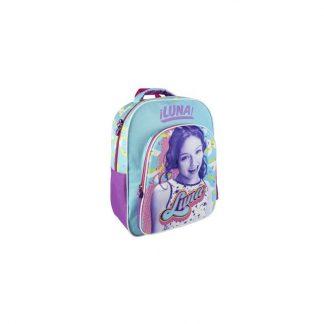 Scuola Zaino 3d Soy Luna Disney 41x31x13