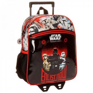 Zaino Star Wars Rogue 33 centimetri con carrello sw14613