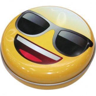 Scatola in metallo Emoji