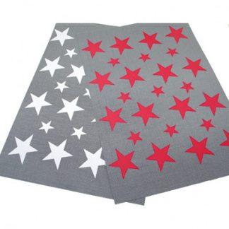 Tovaglietta 45 x 30 cm con stelle