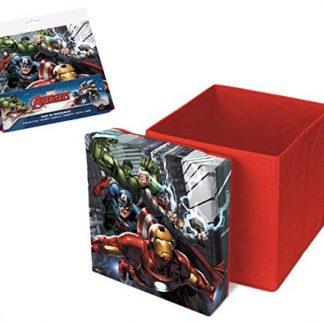 Box porta giochi Avengers Marvel per bambini