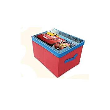 Cars Box Contenitore oggetti rosso