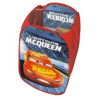 Cars cesta porta giochi per bambini saetta McQueen