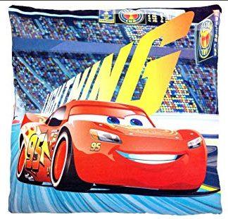Cars cuscino 40 cm Saetta McQueen per bambini LQ2003
