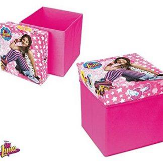 Sgabello Box contenitore Soy Luna