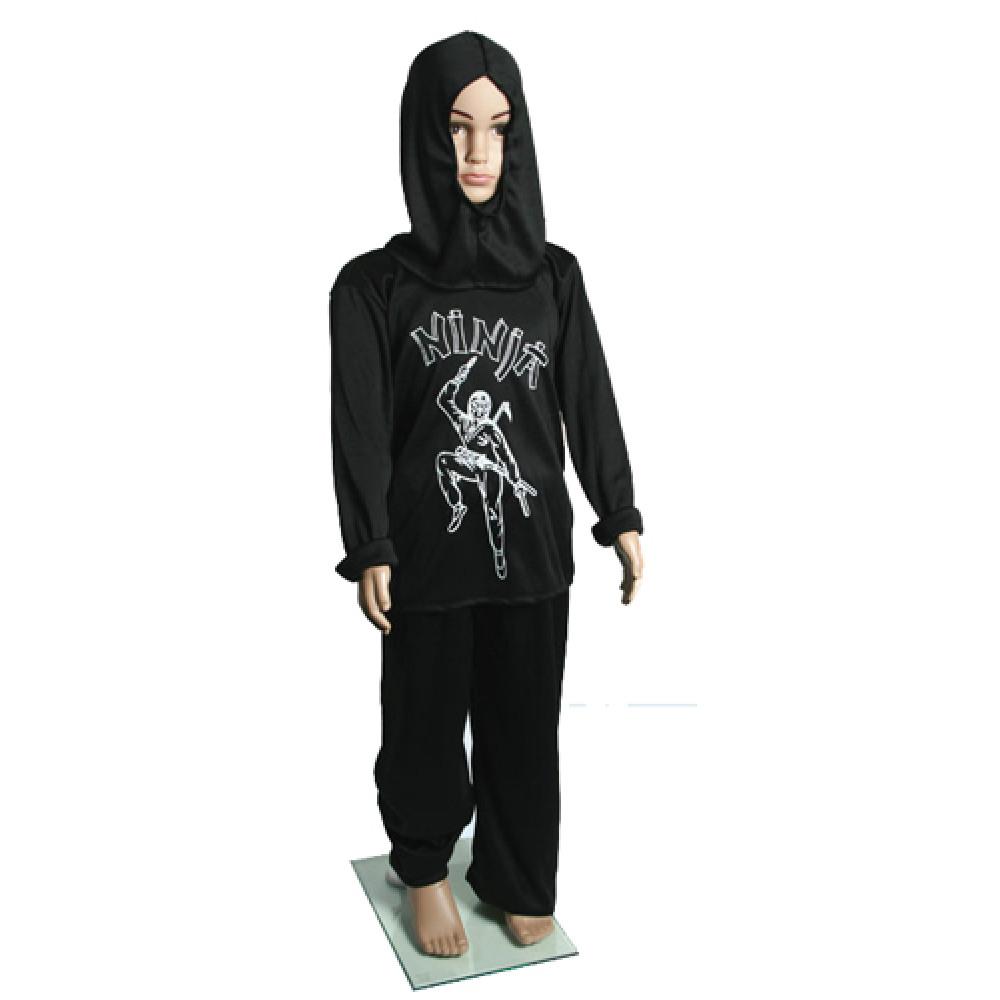 vendita più economica scegli l'ultima vendita più economica Costume Ninja bambino carnevale