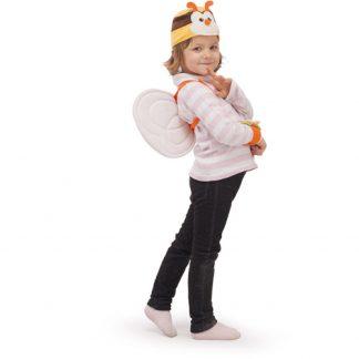 Costume ape bambina carnevale 3 - 4 - 5 anni