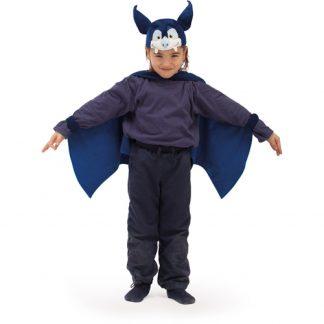 Costume pipistrello bambino carnevale