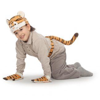 Costume tigre bambini carnevale
