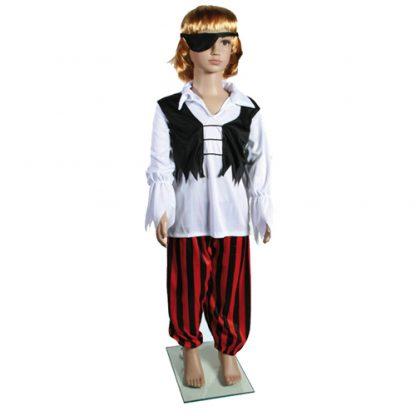 costume pirata bambino carnevale