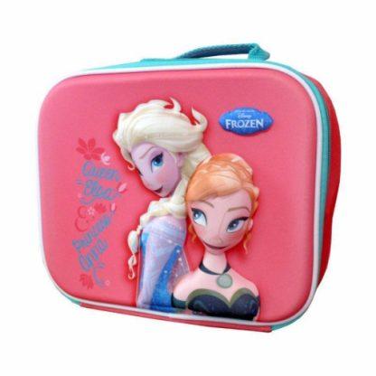 Portamerenda termico Frozen Disney 3d EVA