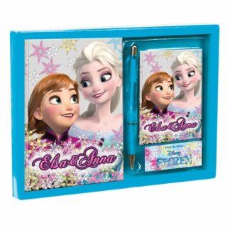 Set diario agenda Frozen Disney Soul
